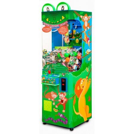 Grúa expendedora recreativa infantil La Selva