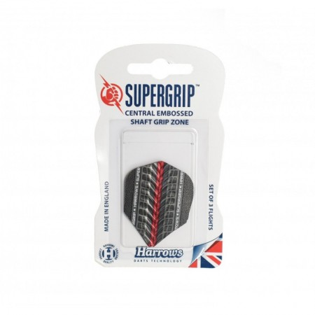 Juego de Aletas HARROWS SUPERGRIP