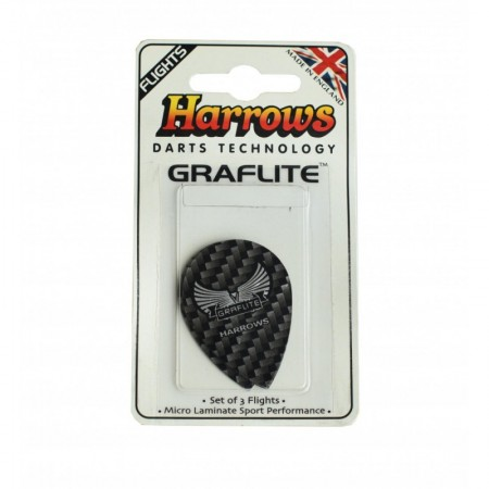 Juego de Aletas HARROWS GRAFLITE