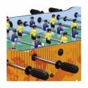 Futbolín Infantil Plegable con ruedas Niños