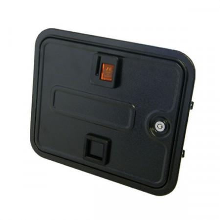Puerta estándar 1€ inclin 7º c/micro