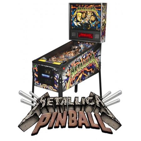 PINBALL METALLICA PRO